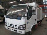 camion di immondizia del costipatore di 5000liters 5kl 4mt 4X2 Isuzu