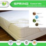 De Rek van het Punt van de luxe tot Diepe 30cm Al Dekking van de Beschermer van de Matras van Hypoallergenic van het Insect van het anti-Bed van de Grootte van het Bed