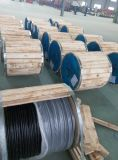 Geïsoleerdee Kabel van de Kabel van het Aluminium 3*70+54.6 ABC de LuchtXLPE/PE