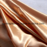Polyester High Weight Satin Fabric for Wedding Dress