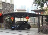 feuilles solides de toiture de polycarbonate clair de 4X8 10mm pour l'écran de stationnement de véhicule