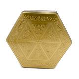 卸し売り金属の錫チョコレート包装ボックス