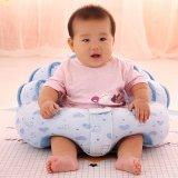 아기를 위한 유아 안락 의자 시트 의자를 공급해 견면 벨벳에 의하여 채워지는 아이