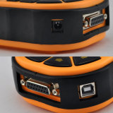 Tamanho pequeno canal único Digital Portátil Máquina de ECG eletrocardiográficas ECG com marcação CE e ISO Aprovado Javier