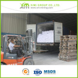 Ximi sulfato de bario del precipitado del grupo Baso4 98.5% para el grado de la industria