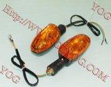 Vastgestelde LEIDENE van Winker van het Deel van de motorfiets Lichte Vastgestelde het Draaien Lamp voor Bajaj Wind125