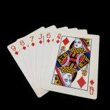 Гильзовой бумага печатание 310GSM высокого качества карточка изготовленный на заказ черной играя