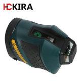 デジタル自動5ライン緑レーザーのレベル