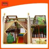 De bos Zachte BinnenApparatuur van de Speelplaats met Netto Kabel