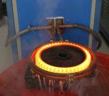 El calentamiento por inducción calentamiento de la máquina de acero de refuerzo de la superficie de la marcha