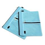 Eco-Friendly мешок фаил документа застежки -молнии скоросшивателя сетки A4 A5