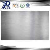 Numéro 4 feuille enduite d'acier inoxydable de décoration de couleur