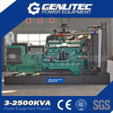 225kVA Gerador eléctrico de gasóleo equipado com motor Mais Confiável Chinês