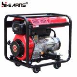 Air-Cooled тип открытой рамки тепловозный старт возвратной пружины генератора (DG6000)