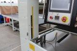 Película PE máquina de embalagem de contração lateral duplo para sofá Transversal
