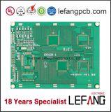 Carte à circuit imprimé de la carte Tg130 pour le détecteur de sûreté