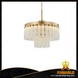 Leuchter des Vorhalle-moderner dekorativer Glas-LED (GD3071-1-840)