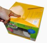La bière Carton Boîtes en carton ondulé formant la machine Gluer (GK-1100GS)