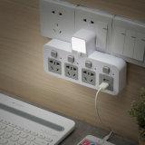4-скачков напряжения на выходе с 4-зарядка через USB разъем питания Energy Smart с светодиодный светильник