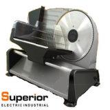 Eléctrico profesional Cortador de alimentos Premium de aluminio de acero recubierto de