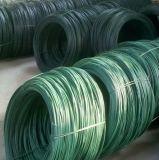 Пвх покрытие оцинкованной стальной проволоки обязательного провод (завод)