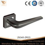 정연한 로즈 (Z6361-Zr13)에 새로운 디자인 아연 합금 문 손잡이