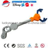 Giocattolo di plastica dell'arraffone del pinguino per la promozione del capretto