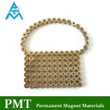 N38 de Mini Permanente Magneet van de Ring met het Magnetische Materiaal van het Neodymium