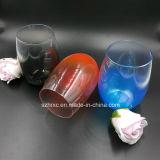 пластичное стекло вина 450ml смотрит как стекло