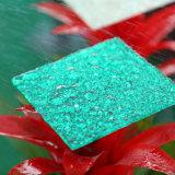 Декоративное покрытие двери листов тиснение пластиковый лист листов из поликарбоната