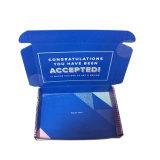 Pequeñas y Medianas Gran Llanura personalizado Embalaje Caja de cartón impreso completo