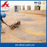 圧力容器ヘッド製造業者からの重い鋼鉄タンク端