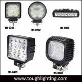 Offroad de 3 pulgadas de alta potencia 12W/18W Cubo LED de luz de conducción de trabajo con montaje empotrado