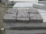 Lastricatori del calcare della pietra blu per la pavimentazione del giardino/patio/strada privata