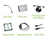 Bloqueio Satelital inteligente / Vedação de carga do contêiner para monitorização de contentores