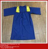Bleu de haute qualité fait sur mesure Diplôme du secondaire une blouse et Tassel PAC (U46)
