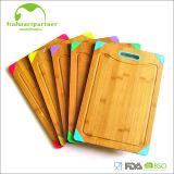 Großhandelsvierecks-organischer Bambusausschnitt-Vorstand