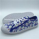 De nieuwe Toevallige Schoenen van de Schoenen van het Canvas van de Injectie van de Vrouwen van de Aankomst (hp0315-3)
