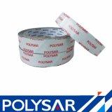 Black espuma adhesiva de doble cara cinta con revestimiento de papel