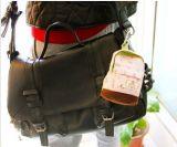 新しい方法Kawaiiファブリックキャンバスの小型花のバックパックの女性の女の子の子供の安い硬貨の袋の変更はクラッチ・バッグを卸しですぼめる