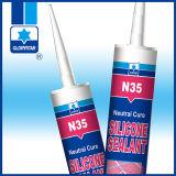 Ningún sellante adhesivo corrosivo del silicón para el concreto/el suelo/el azulejo 300ml 405g