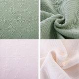 Casa de moda en relieve de ultrasonidos gris de la cama se extiende desde China fabricante