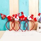 De in het groot Leuke Goedkope Geplaatste Toebehoren van het Haar van de Jonge geitjes van de Hoofdband van Kerstmis