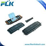 6-96 base en línea/encierro óptico horizontal del empalme de fibra (FOSC) para FTTH