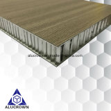 Resopal-Aluminiumbienenwabe-Panels für Marinedekorationen