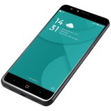 Pouce Smartphone de Lte 5.5 de LECTEUR DE DISQUETTES de Doogee Y6c 4G de smartphone