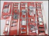 El hardware plástico del cuarto de baño de la buena calidad fijó 96006