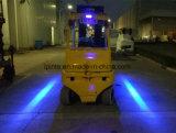 10-80V warnende Lampen-rotes Zonen-Licht 18W des Gabelstapler-LED