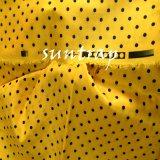 재킷 안대기를 위한 인쇄를 가진 폴리에스테 호박단 직물 /Polyester 직물
