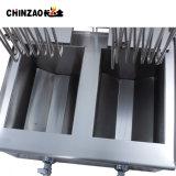 Équipement de la restauration commerciale Industrial Electric Chips Fryer (DZL-36V)